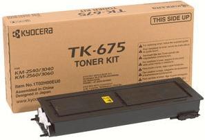 Картридж Kyocera TK-675 совместимый Сompatible