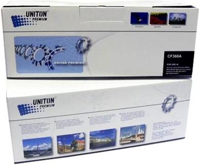Картридж совместимый UNITON Premium CF360A (508A) черный для HP