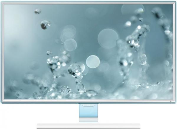 "Монитор 23.6"" Samsung S24E391HL White"