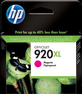 Картридж HP CD973AE пурпурный оригинальный