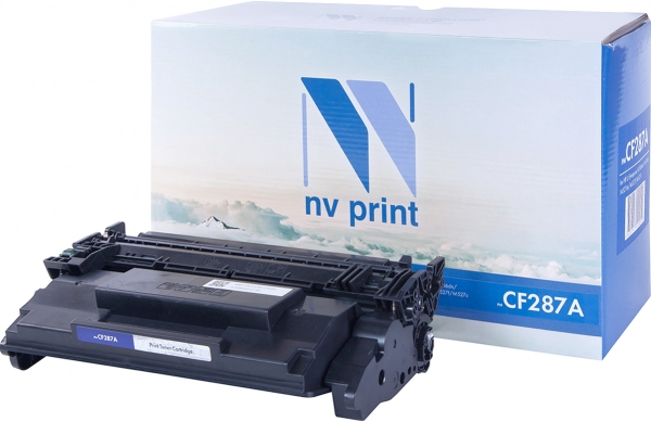 Kартридж совместимый NVPrint CF287A для HP