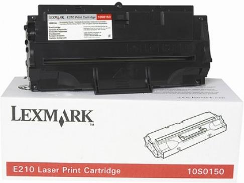 Картридж Lexmark 10S0150 оригинальный