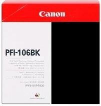 Картридж CANON PFI-106 черный оригинальный