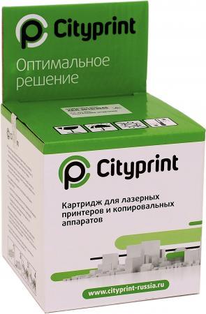 Картридж совместимый Cityprint CLP-C300A голубой для Samsung