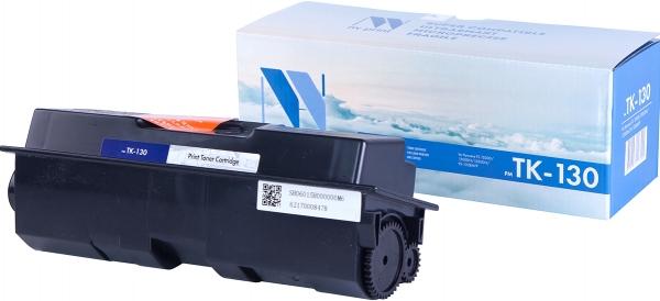 Картридж совместимый NVPrint TK-130 для Kyocera