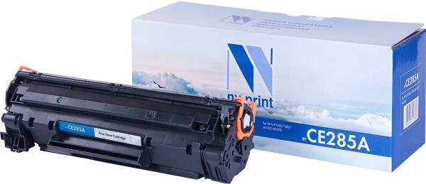 Картридж совместимый NVPrint CE285A для HP