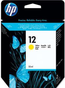 Картридж HP C4806A желтый оригинальный