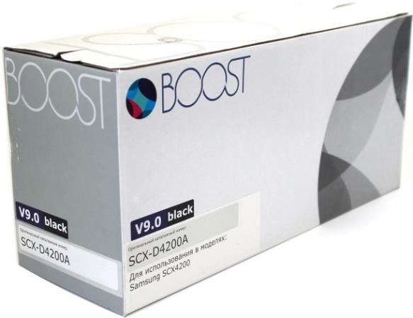 Тонер-Картридж совместимый BOOST SCX-D4200A для SAMSUNG