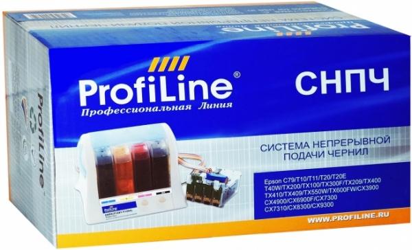 СНПЧ ProfiLine CISS-T0821-T0826 ДЛЯ ПРИНТЕРОВ EPSON по 80 мл