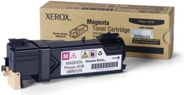 Картридж XEROX 106R01457 пурпурный оригинальный