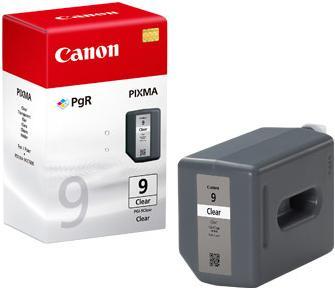 Картридж Canon PGI-9Clear прозрачный оригинальный