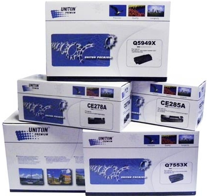 Тонер-картридж совместимый для Oki 445807119 UNITON Premium