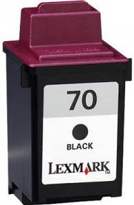Картридж совместимый SuperFine 12A1970 черный для Lexmark