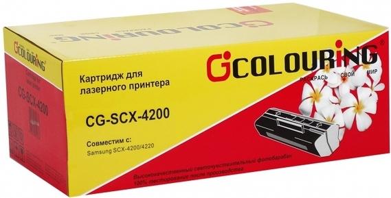 Картридж совместимый Colouring SCX-D4200A для Samsung