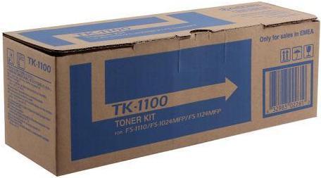 Картридж Kyocera TK-1100 оригинальный