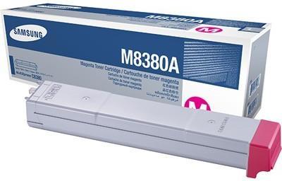 Картридж Samsung CLX-M8380A пурпурный оригинальный