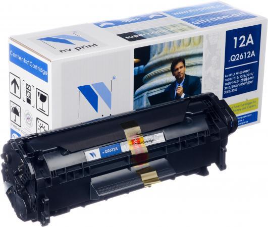 Картридж совместимый NV Print Q2612A для HP