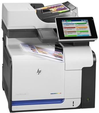 МФУ HP LaserJet Enterprise 500 MFP M575c