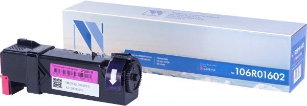 Картридж совместимый NVPrint 106R01602 для Xerox пурпурный