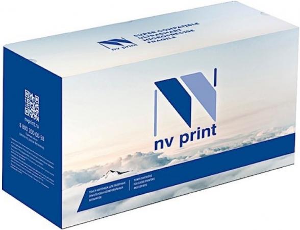 Тонер-картридж совместимый NVP TN-214 для Konica Minolta голубой