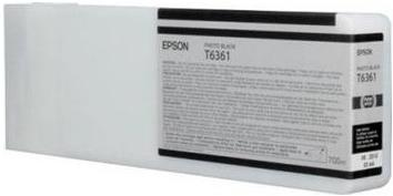 Картридж EPSON C13T636100 фото-черный оригинальный
