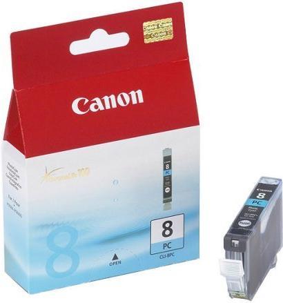 Картридж CANON CLI-8PС голубой-фото оригинальный