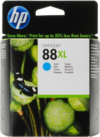 Картридж HP C9391AE голубой оригинальный