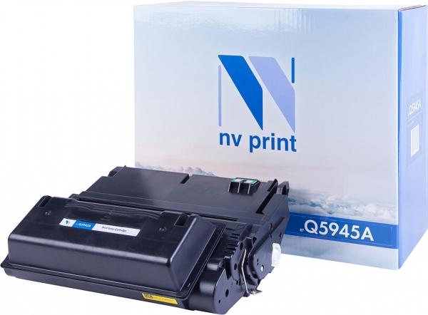 Картридж совместимый NVPrint Q5945A для HP