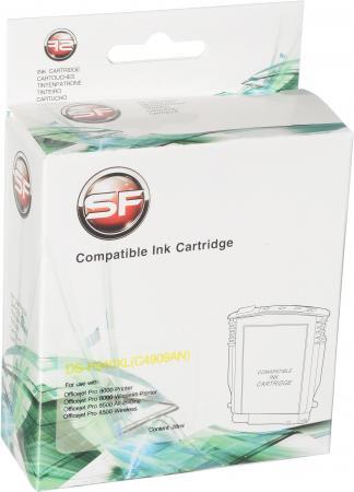 Картридж совместимый SuperFine C4909AN желтый для HP