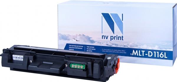 Картридж совместимый NVP MLT-D116L для Samsung