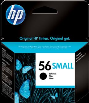 Картридж HP C6656GE черный оригинальный
