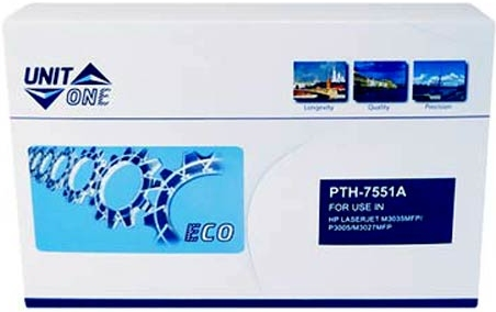 Картридж совместимый UNITON Eco Q7551A для HP