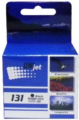 Картридж совместимый Unijet C8765HE (131) черный для HP