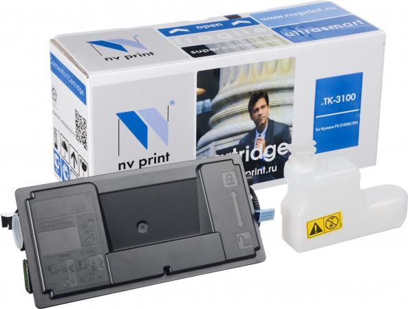 Картридж совместимый NV Print TK-3100 для Kyocera