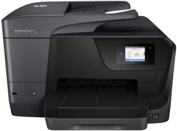 МФУ HP OfficeJet Pro 8710 eAiO