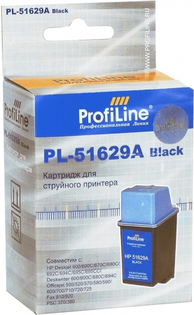 Картридж совместимый ProfiLine 51629A для HP