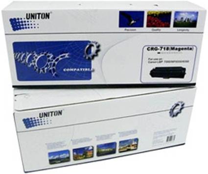 Картридж совместимый UNITON Premium Canon 718M красный Canon