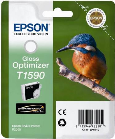 Картридж EPSON T15904010 оптимизатор глянца оригинальный