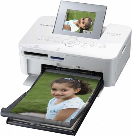 Принтер CANON сублимационный для фото Selphy CP1000 A6