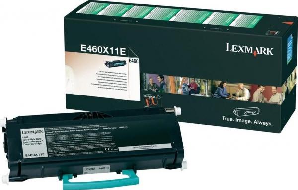 Тонер-Картридж Lexmark E460X11E Extra High Yield оригинальный