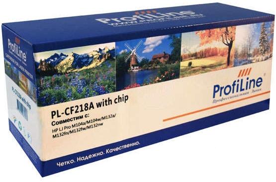 Картридж совместимый ProfiLine CF218A (№18A) для HP