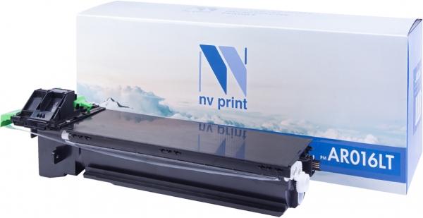 Картридж совместимый NVP AR016LT для Sharp