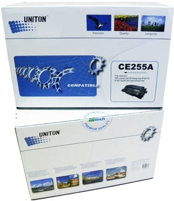 Картридж совместимый UNITON Premium CE255A для HP