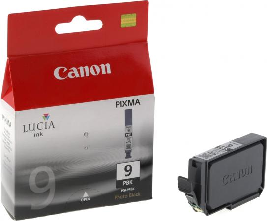 Картридж Canon PGI-9PBK черный совместимый