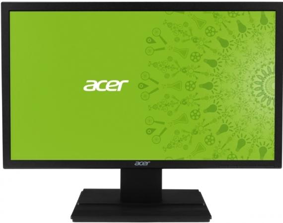 """Монитор 24"""" Acer V246HLBD black"""