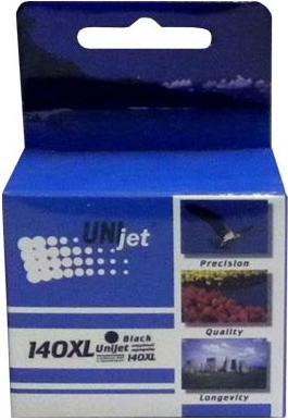 Картридж совместимый Unijet CB336 (140XL) черный HP