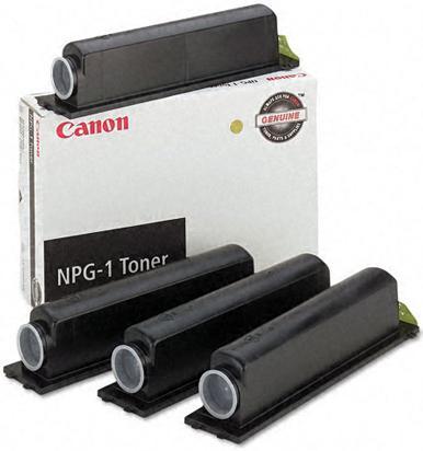 Тонер-Картридж Canon NPG-1 оригинальный 4 шт.