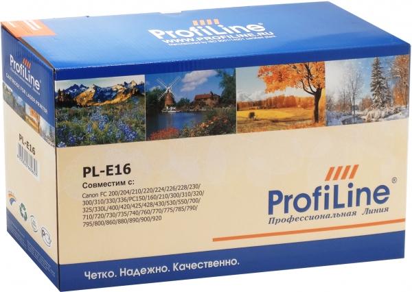 Картридж совместимый ProfiLine E16 для Samsung