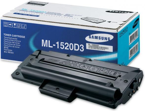 Тонер-Картридж SAMSUNG ML-1520D3 оригинальный