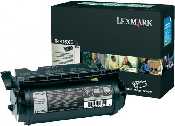 Картридж Lexmark 64416XE оригинальный